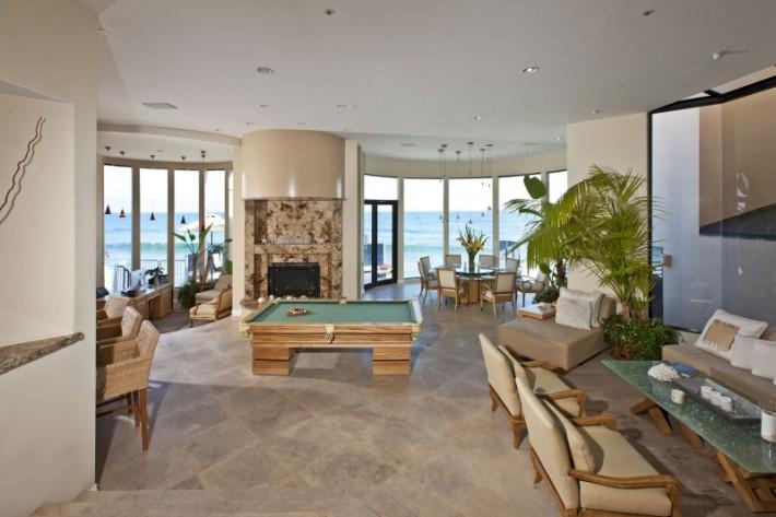 passages malibu living room
