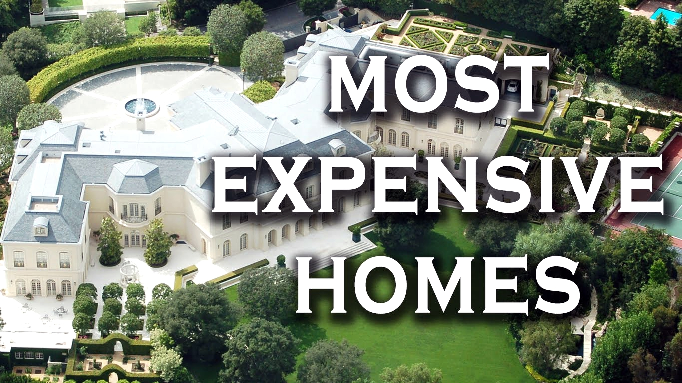 TOP 10 Most Expensive Houses In The World That You Didn't Even Know About - The $1 Billion Houses & Their Owners