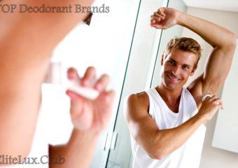 top deodorant brands