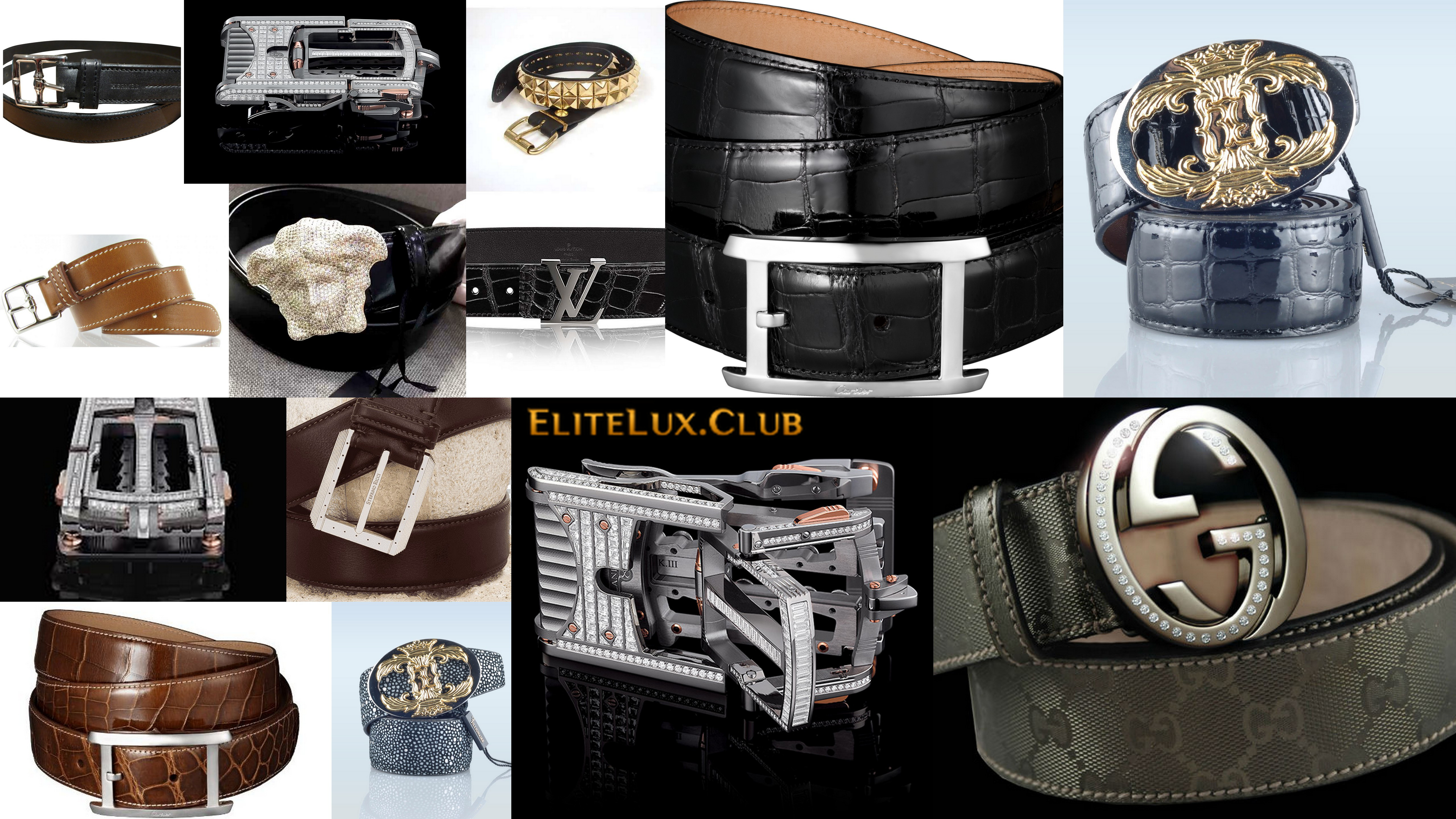 TOP 10 Most Expensive Belts 2018 You Need To See | Astonishing Royal Round With Belts Like Versace, Louis Vuitton, Gucci and more...