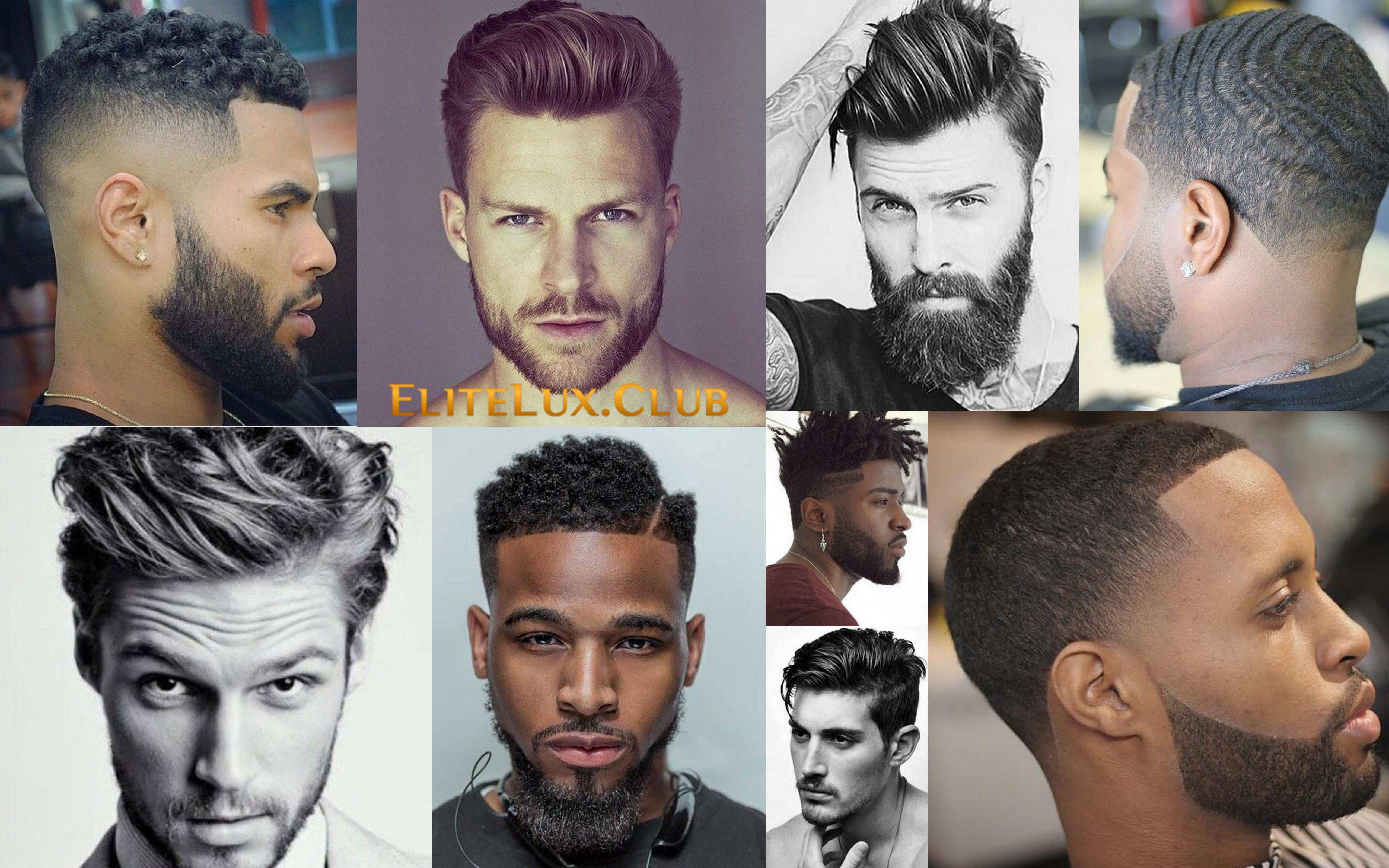 BEST Gentleman Fade Haircut So You Can Be Like Justin Timberlake   Devilishly Beautiful Haircuts For All Types Of Hair