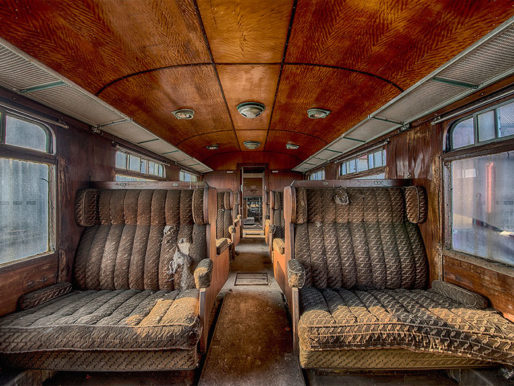 Luxury Travel Of The Past | Discover the train that defined luxury back in 1883