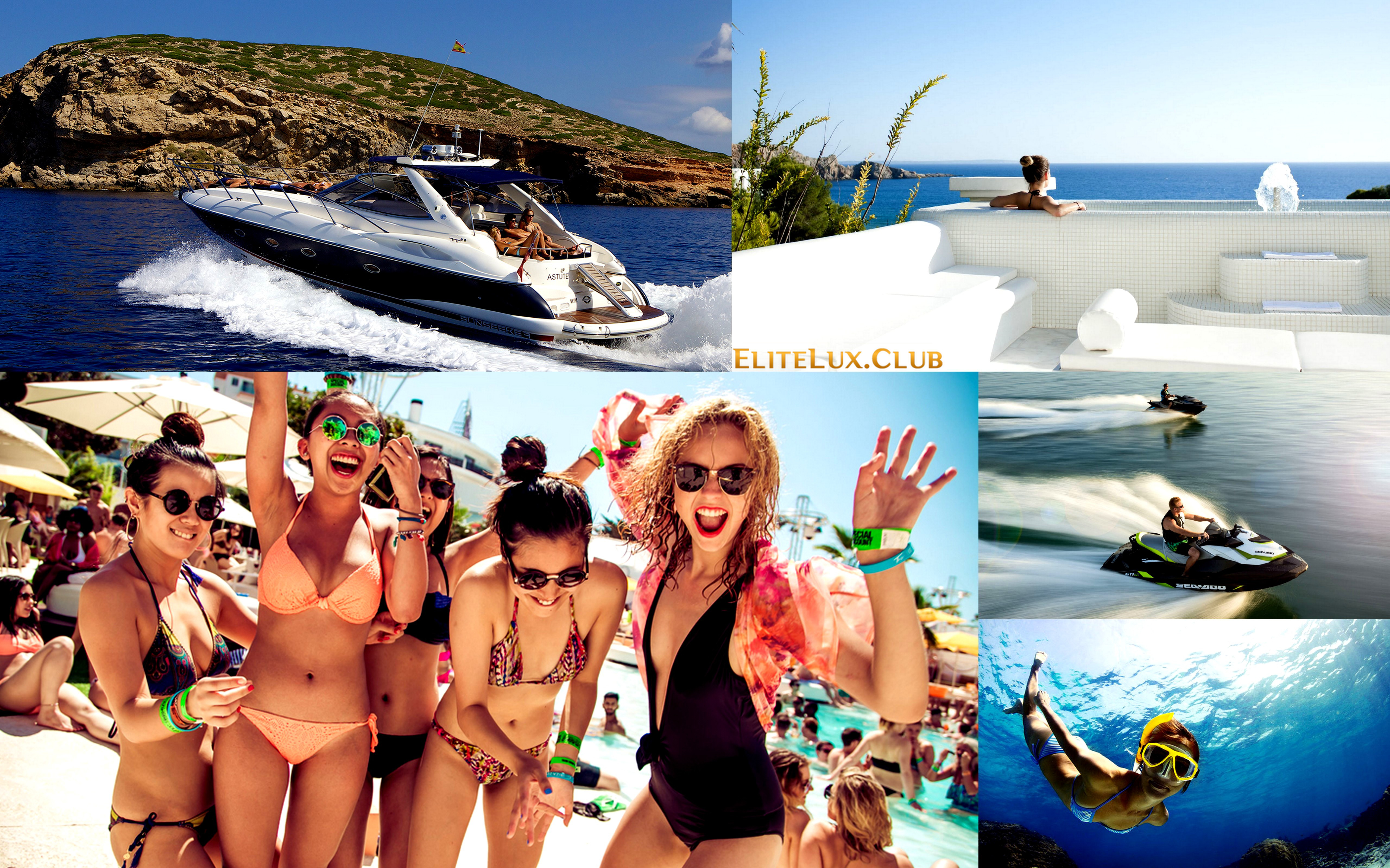 TOP 5 Luxury Villa Rental Ibiza | Revealing The Secrets Of The Island And The Most Beautiful Places !!!