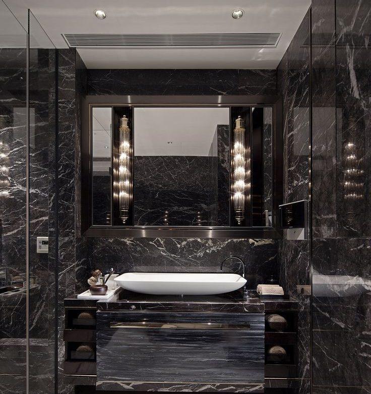 Navigate_before. Navigate_next. 30 Black Luxury Bathrooms ...