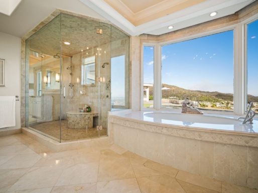 TOP 40 Luxurious Tile Design Ideas For Your Bathroom !