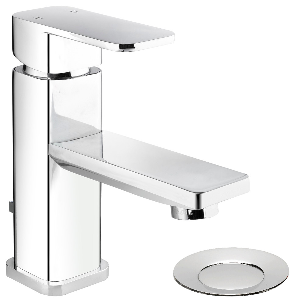 bathroom faucets with low maintenance single handed