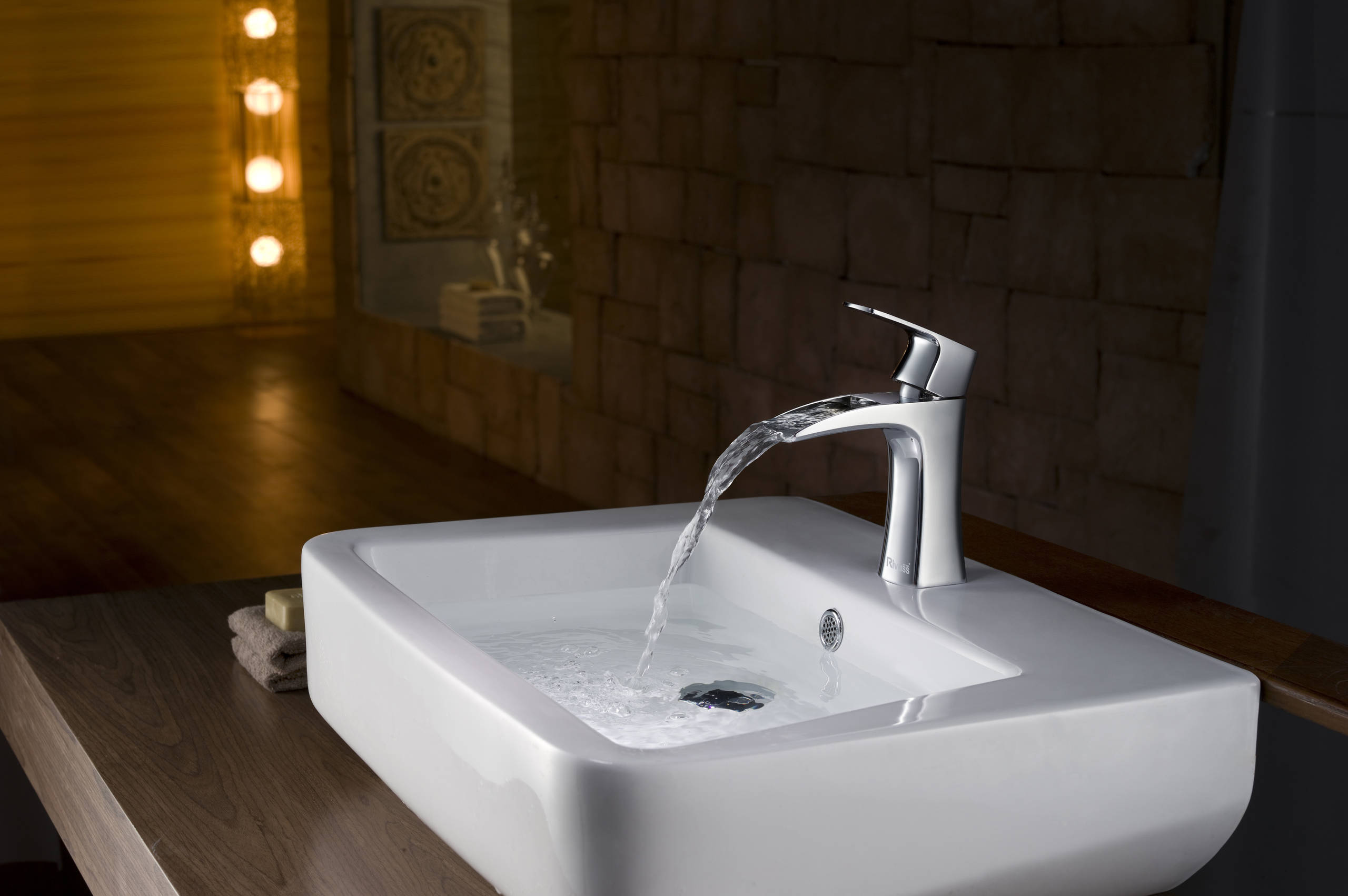 luxury bathroom faucet style which has longevity