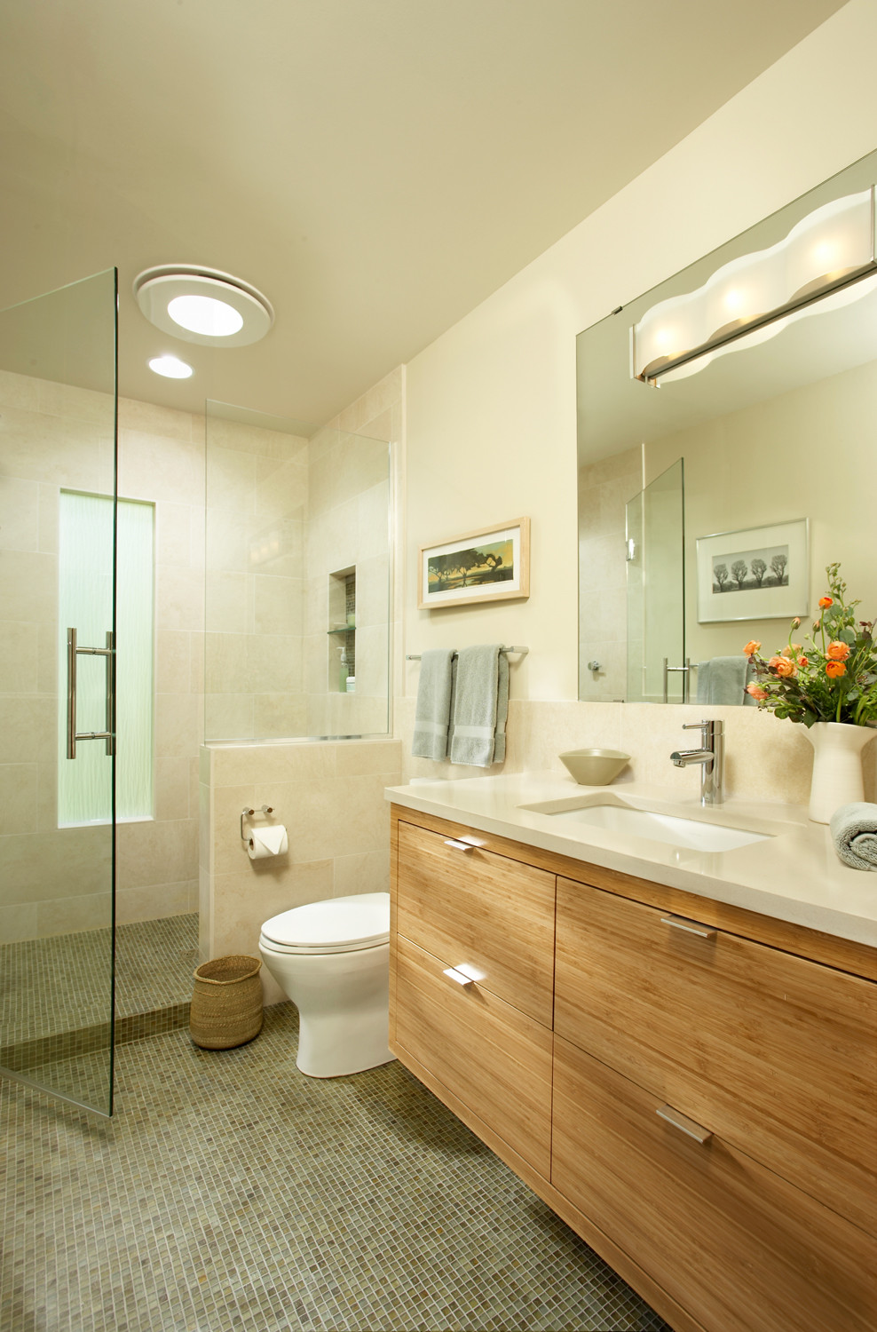 matching faucets with bathroom - design ideas