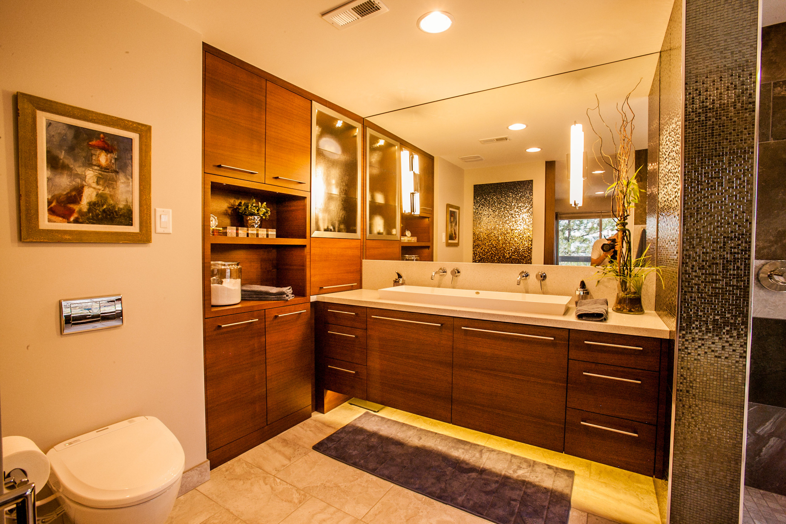 matching faucets with bathroom modern style