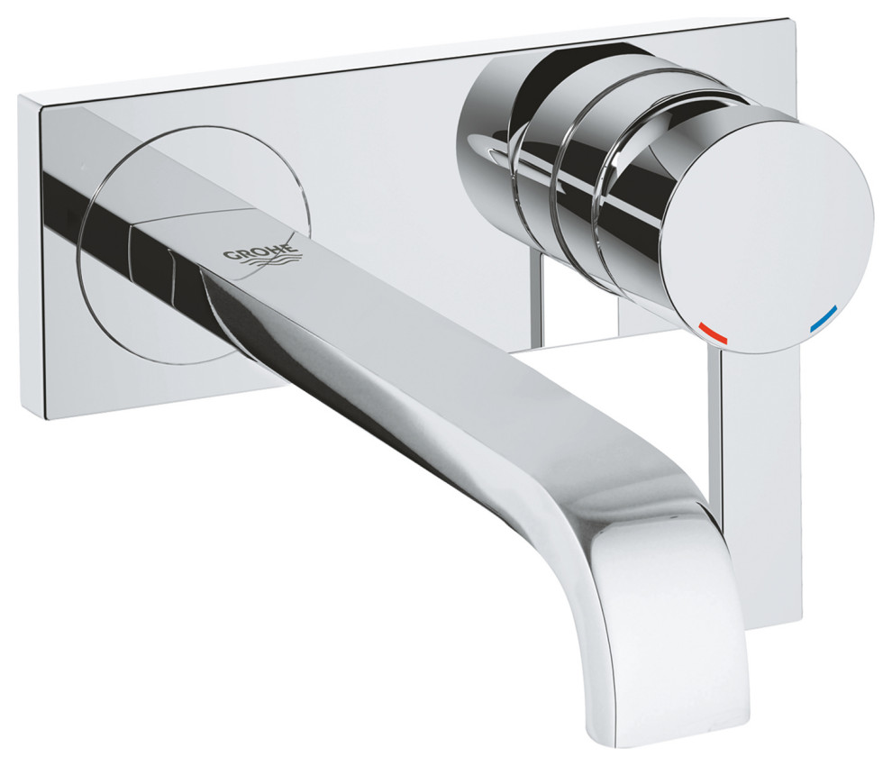 single handle faucet design look