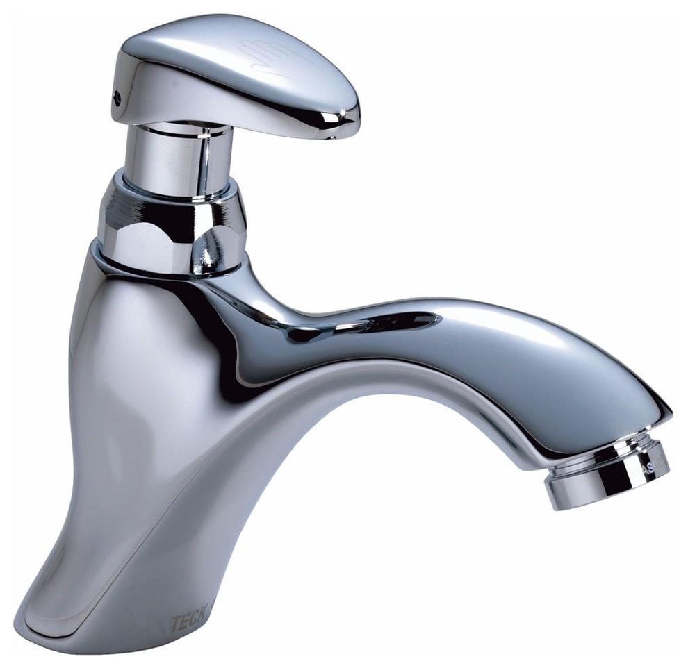 single handle faucet design