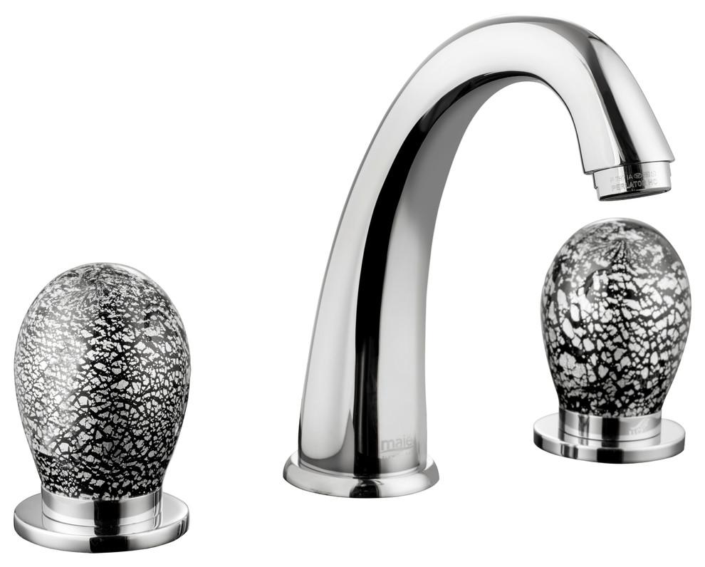 unique bathroom faucets - handmade